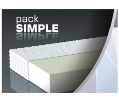 Matrac SIMPLE pack 20cm