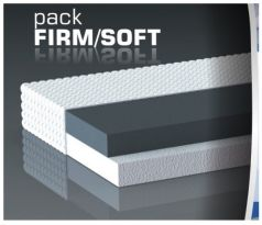 Matrac firm/soft pack